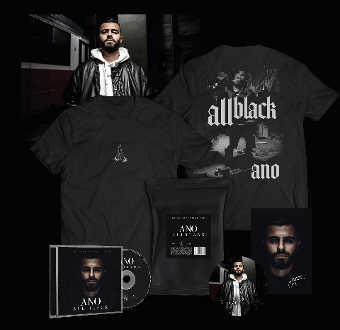 √All Black EP (Ltd. Bundle) von Ano -  jetzt im Samra - Cataleya Shop
