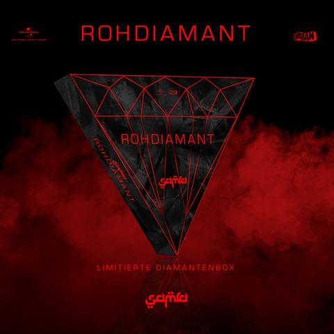 √Rohdiamant (Ltd. Diamantenbox - GR L) von Samra - Box jetzt im Samra - Cataleya Shop